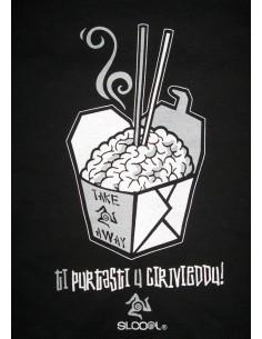 T-Shirt TI PURTASTI U CIRIVIEDDU