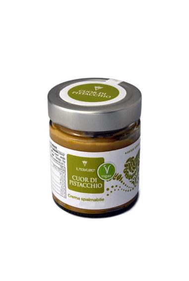 Cuor di pistacchio - Crema spalmabile bio