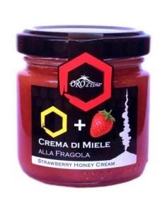 Crema di Miele alla Fragola 125g