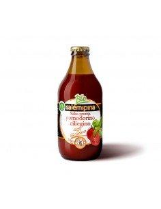 Salsa pronta di pomodoro ciliegino BIO 330g