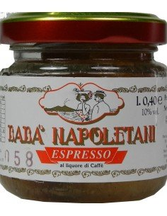 Babà napoletani al liquore di caffè espresso 100g