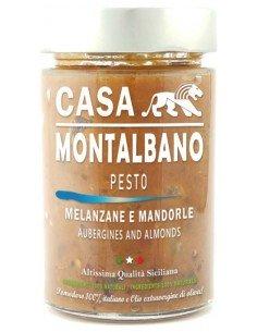Pesto Melanzane e Mandorle 200g