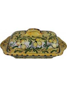 Porta burro in Ceramica di Caltagirone