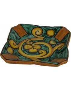 Posacenere in Ceramica di Caltagirone 400g