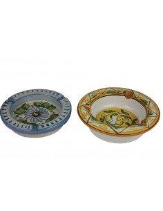 Posacenere in Ceramica di Caltagirone 300g
