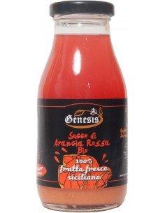 Succo d'arancia rossa di Sicilia BIO 25cl