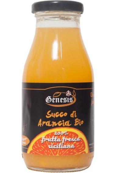 Succo d'arancia di Sicilia BIO 25cl