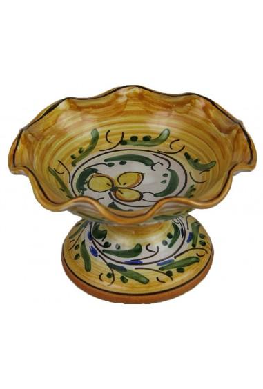 Alzatina in Ceramica di Caltagirone 700g