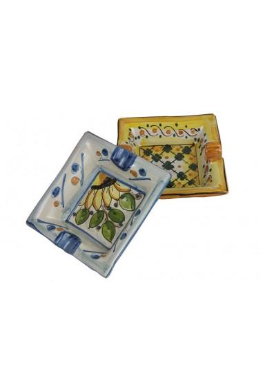Posacenere in Ceramica di Caltagirone 125g