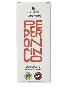 Cioccolato al peperoncino 100 gr