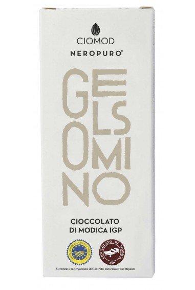 Cioccolato di Modica al gelsomino 100g