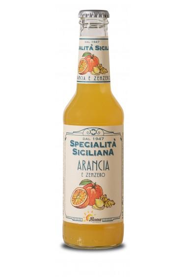 Bibita Arancia e Zenzero 275 ml