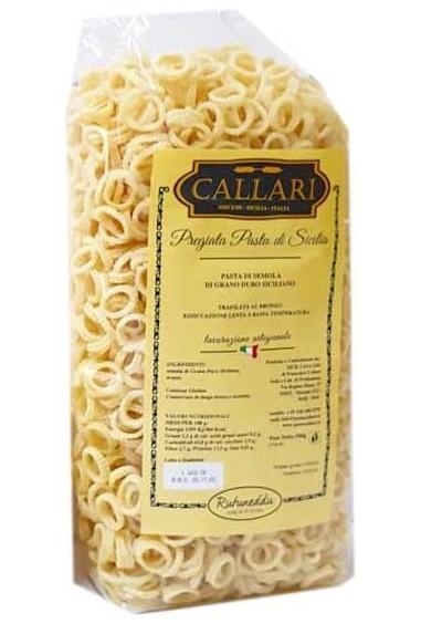 Pasta artigianale Rutunneddu 500g