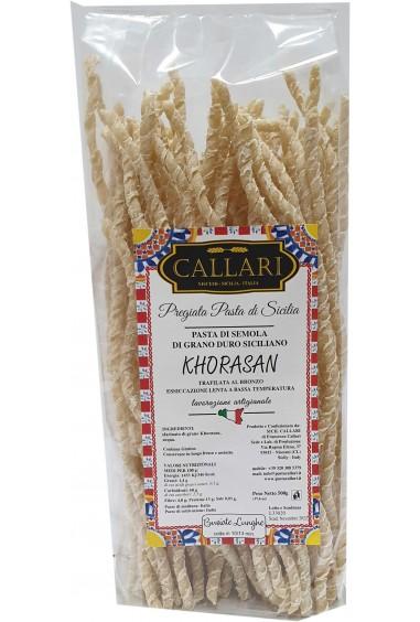 Busiate Lunghe di grano Khorasan 500g