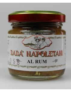 Babà napoletani al Rum