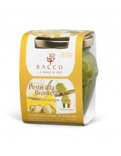 Pesto alla brontese 70% 190g