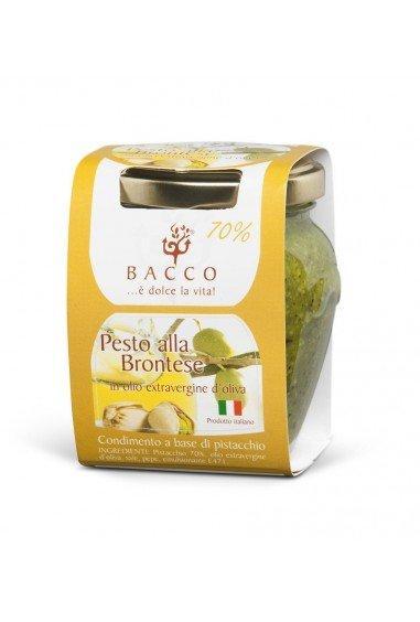 Pesto alla brontese 70% 190g