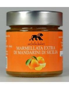 Marmellata extra di mandarini di Sicilia
