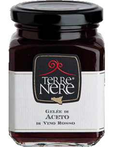Gelée di aceto di vino rosso