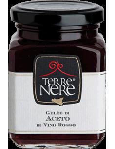 Gelée di aceto di vino rosso 120g
