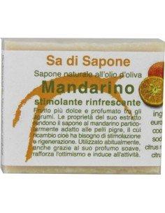 Sapone Naturale al Mandarino