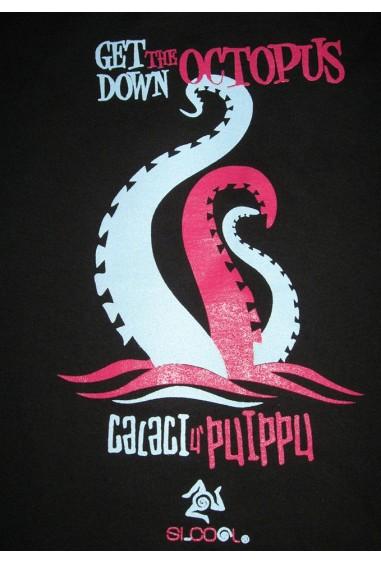 T-Shirt CALACI U PURPU