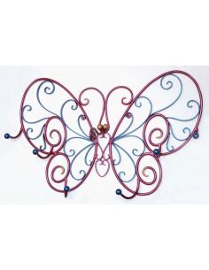 Appendiabiti Farfalla con codine