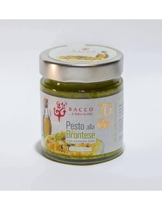 Pesto alla brontese 70%