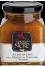 Albicocche con miele di zagara e zibibbo 120g