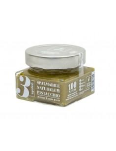 Crema spalmabile naturale di pistacchio