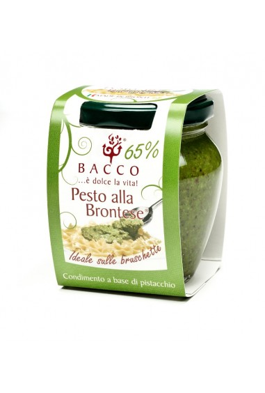 Pesto alla brontese 65% 190g