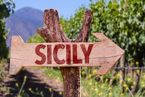 Vini e liquori Siciliani